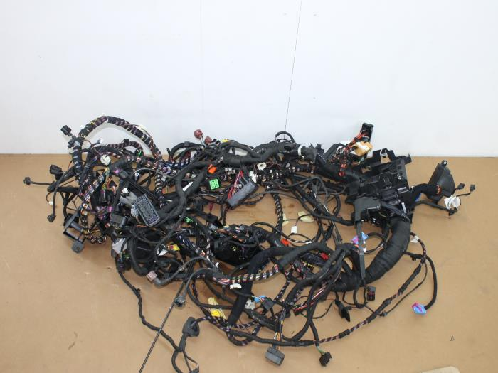 used volkswagen scirocco wiring harness 1q0927904f gils automotive