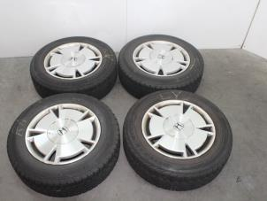 Honda Civic Sets Of Wheels Stock Proxypartscom