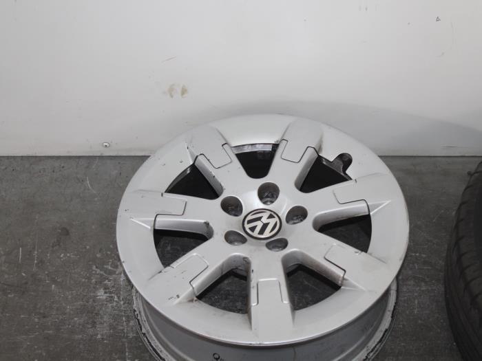 Used Volkswagen Polo 6r 12 Tdi 12v Bluemotion Set Of