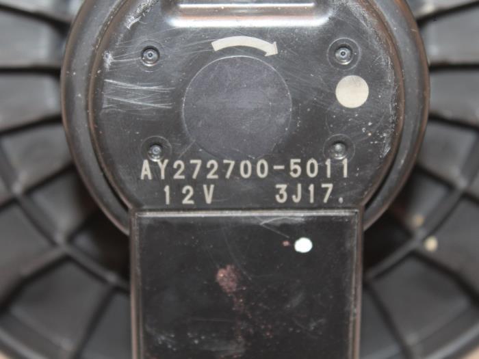 Used Dodge Caliber 2 0 16V Heating and ventilation fan motor
