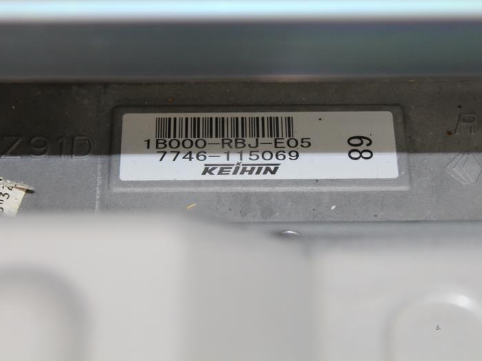 Battery Hybrid From A Honda Insight Ze2 1 3 16v Vtec 2009