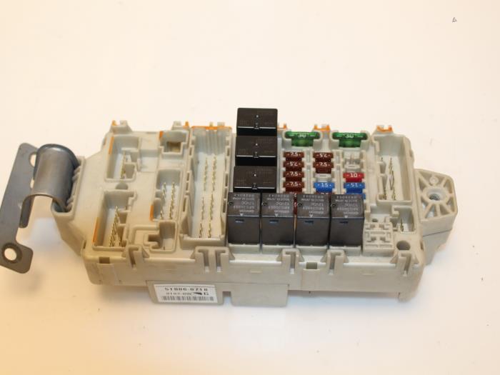 fuse box from a mitsubishi grandis 2006