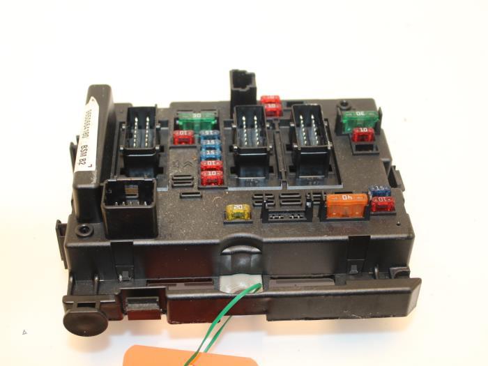 used peugeot 206 2a c h j s 1 4 xr xs xt gentry fuse box rh proxyparts com