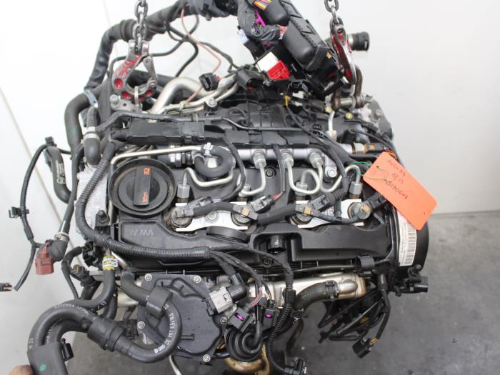 used audi a4 2 0 tdi 16v engine cjcb van gils automotive. Black Bedroom Furniture Sets. Home Design Ideas