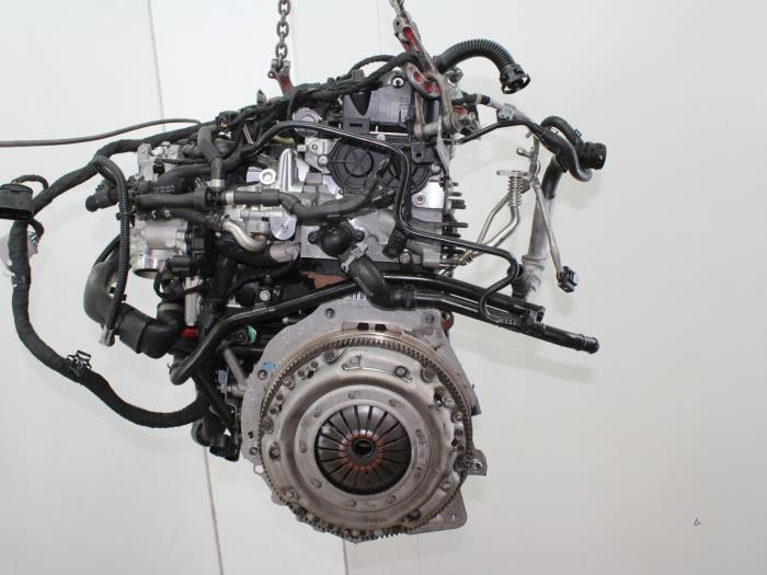 used volkswagen caddy iv 2 0 tdi 75 engine 04l100038j dfsf van rh proxyparts com 2004 VW TDI Motor Volkswagen TDI Engine Review