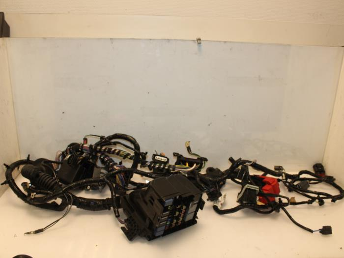 Used Ford Fiesta VII (JA8) 1.0 EcoBoost 12V 100 Wiring harness -  G1BT14K012NDC - Van Gils Automotive | ProxyParts.comProxyParts.com