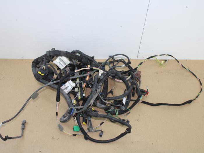 Used Peugeot 308 (4A/C) 1.6 VTI 16V Wiring harness ... on