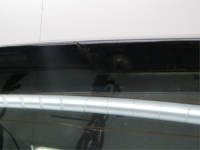 Tailgate from a Renault Clio II (BB/CB/SB) 1.6 16V 2004