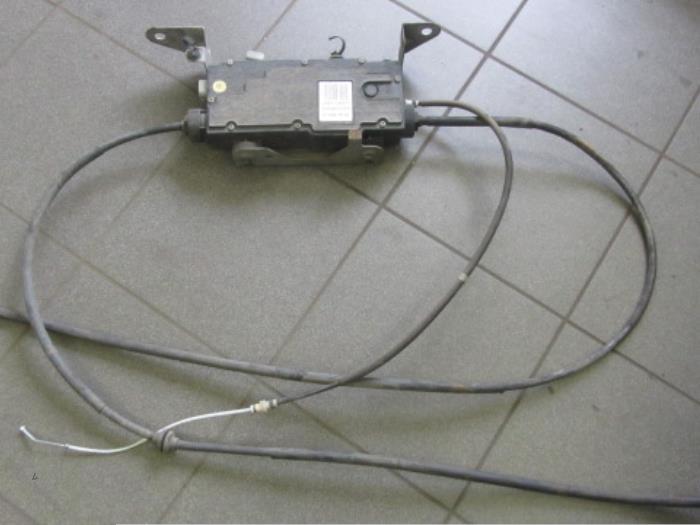 Used Renault Espace Parking brake mechanism - 8200451238 G9T645