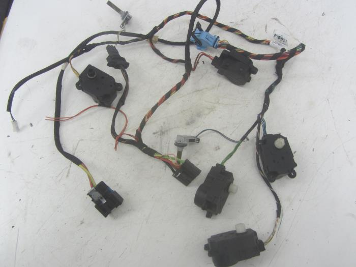 Used peugeot a c hdi v wiring harness