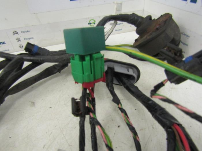 Groovy Used Peugeot 308 4A C 1 6 Vti 16V Wiring Harness 9665256080 Wiring Cloud Usnesfoxcilixyz