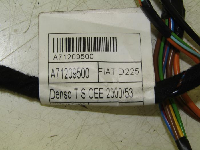 Used Peugeot Bipper Aa 1 3 Hdi Wiring Harness A71209500 Rh Proxyparts Com Abs: Peugeot Bipper Abs Wiring Diagram At Anocheocurrio.co