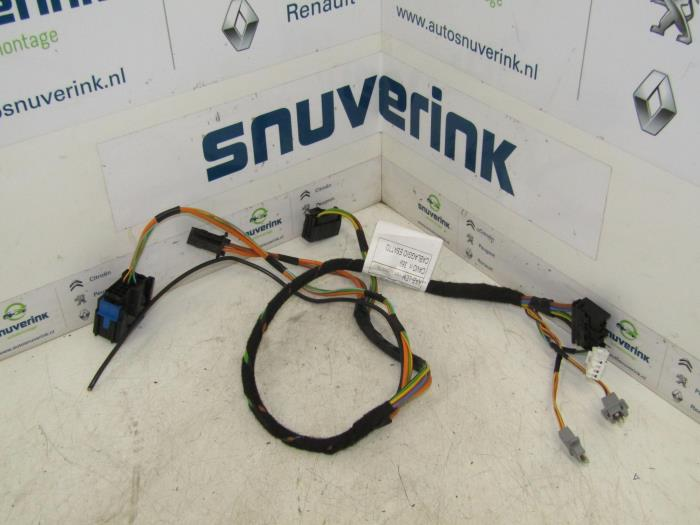 used peugeot bipper aa 1 3 hdi wiring harness a71209500 rh proxyparts com peugeot partner wiring loom peugeot partner wiring diagram download