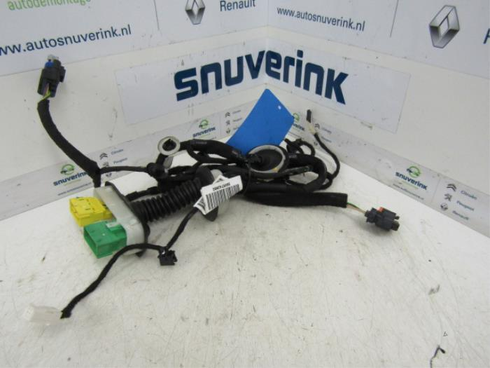 Used peugeot wiring harness snuverink