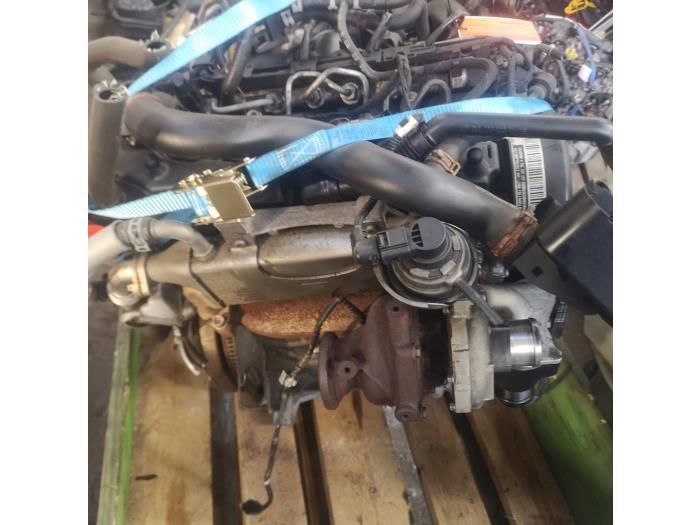 Used Volkswagen Crafter 2 0 TDI Engine - ZEERNETJES CKTC