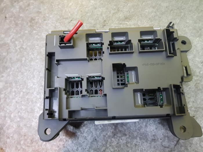 fuse box from a bmw x5 (e70) xdrive 30d 3 0 24v 2013