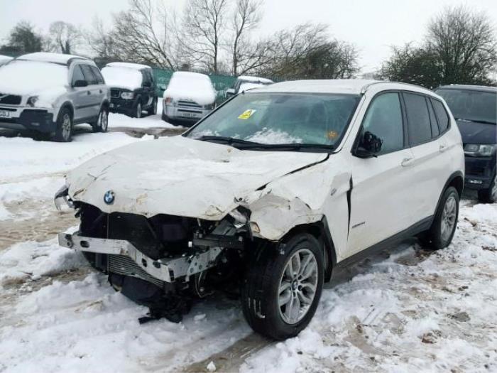 Used BMW X3 (F25) xDrive20d 16V Engine - B47D20A B47D20A