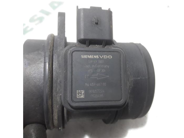 Used Citroen C4 Grand Picasso (UA) 2 0 HDiF 16V 135 Airflow meter