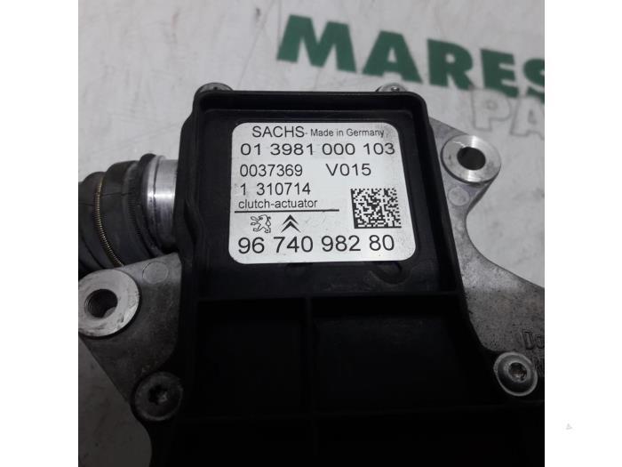 Used Citroen C3 (SC) 1 2 PureTech 12V Robotised gearbox