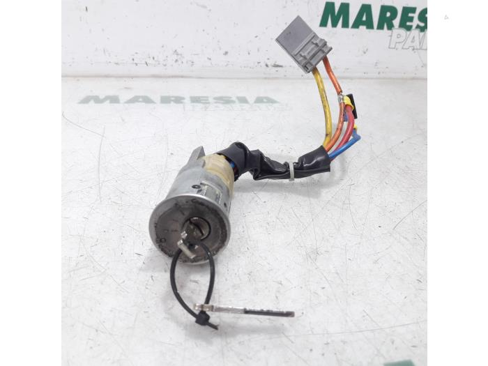 Pleasant Used Peugeot 306 7D 1 8 16V Ignition Lock Key Maresia Parts Wiring Digital Resources Remcakbiperorg