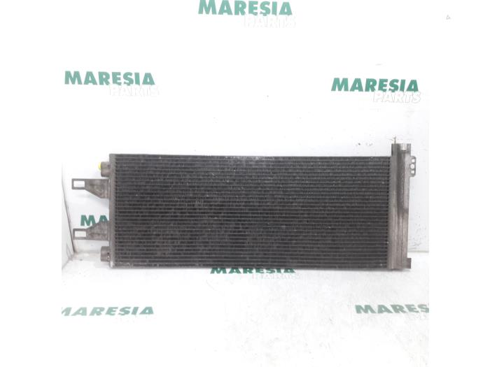 Used Citroen Jumper Air conditioning condenser - 1610115880