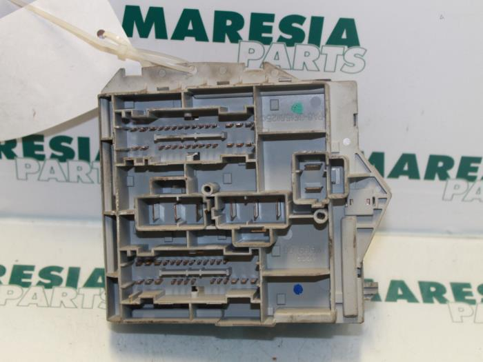 1 used fiat stilo (192a b) 1 8 16v fuse box 46796536 maresia parts 2002 fiat stilo fuse box at bayanpartner.co