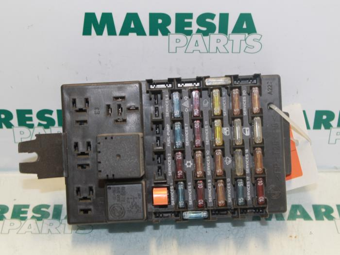 0 used alfa romeo 166 2 0 twin spark 16v fuse box maresia parts fuse box sparking at readyjetset.co