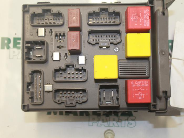 [XOTG_4463]  Used Renault Laguna II Grandtour (KG) 2.2 dCi 150 16V Fuse box -  8200004201E - Maresia Parts | ProxyParts.com | Renault Laguna 2 Fuse Box |  | ProxyParts.com