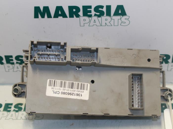 Used Fiat Ducato 250 30 D 160 Multijet Power Fuse Box Rhproxyparts: Fiat Ducato Fuse Box Location At Gmaili.net