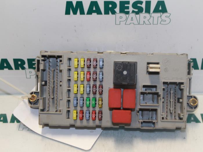 used fiat croma fuse box 51786924 maresia parts proxyparts com rh proxyparts com Fiat Bravo Fiat Tempra