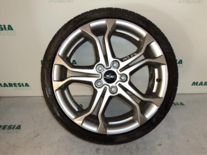 Wheel Tyre 403000549r Alloy Maresia Parts Proxypartscom