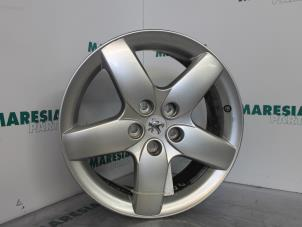 Used Peugeot 407 6d 20 16v Wheel Sl1805 Alloy Maresia