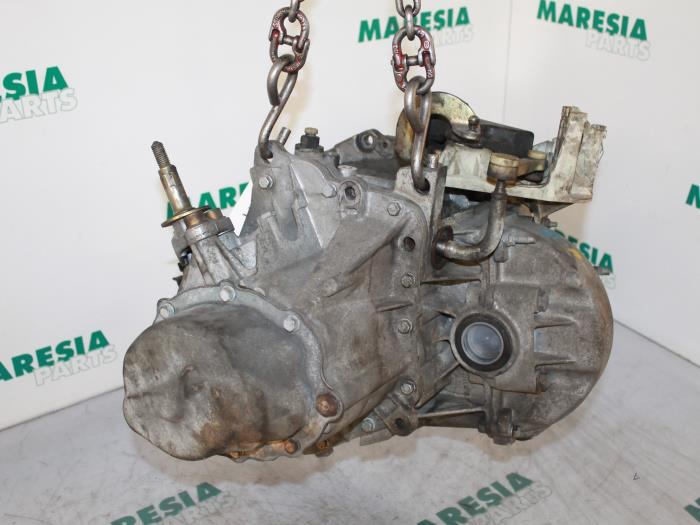 Used Peugeot 307 (3A/C/D) 1.4 HDi Gearbox - 20DM14 20DM14 - Maresia