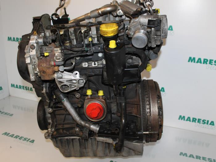 Usage Renault Scenic Ii Jm 1 9 Dci 130 Moteur F9q804