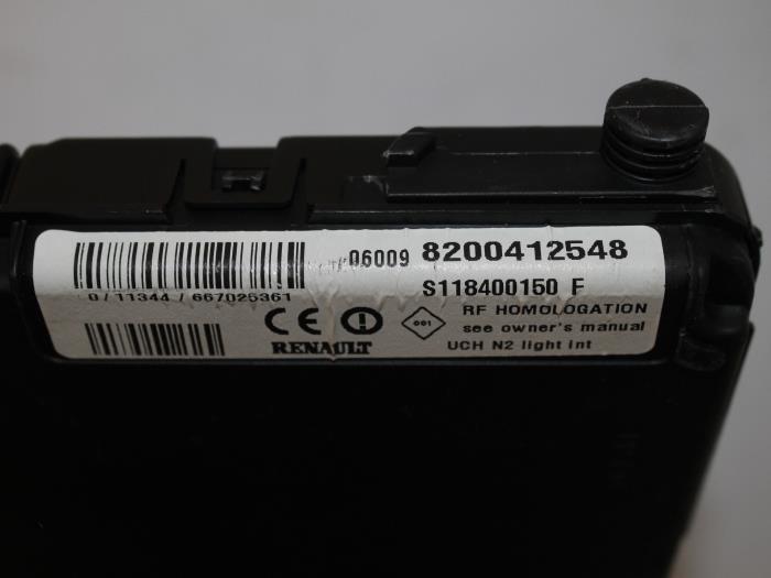 Renault Megane Fuse Box Price : Used renault scénic ii jm dci fuse box