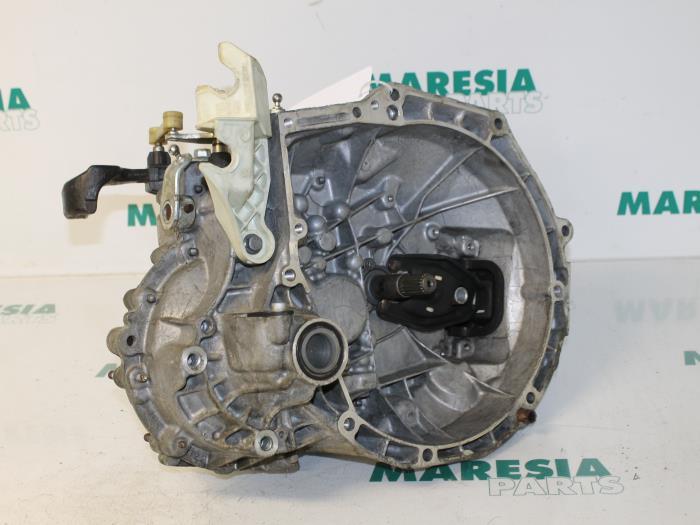 used peugeot 207 sw (we/wu) 1.4 16v vti gearbox - 20cq74 20cq74