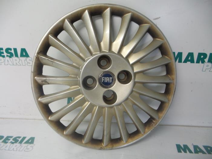 Used Fiat Grande Punto (199) 1.9 Multijet Wheel cover (spare ... Fiat Punto Spare Part on peugeot 405 parts, ford fusion parts, vw golf parts, fiat brava parts, fiat 500 parts, fiat barchetta parts, mazda rx-7 parts, mini parts, fiat uno parts, toyota yaris parts, audi tt parts, honda fit parts, isuzu trooper parts, fiat 126 parts, citroen xantia parts, audi a4 parts, fiat seicento parts, ford focus parts, porsche 911 parts, fiat palio parts,