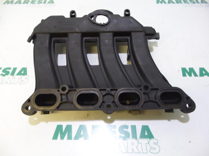 Intake Manifold From A Renault Espace JE 20i 16V 2000