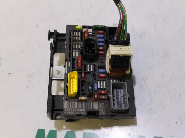 citroen c2 vtr fuse box layout citroen berlingo 1999 fuse box
