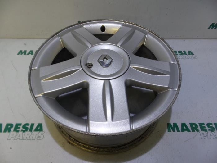 Used Renault Clio Ii Bbcbsb 14 16v Wheel 8200109001