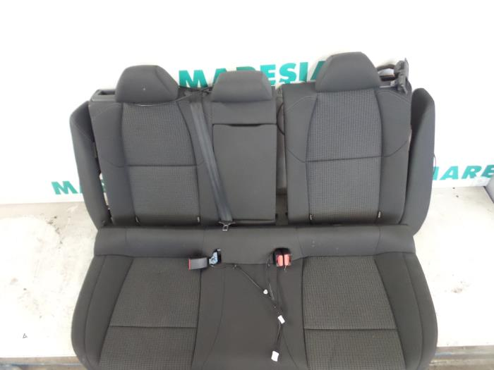 used peugeot 508 sw (8e/8u) 1.6 hdif 16v rear bench seat - isofix