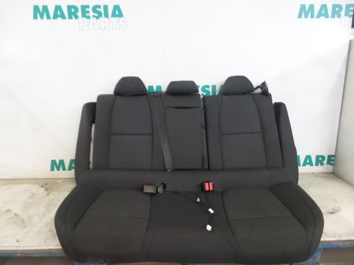 Swell Used Peugeot 508 Sw 8E 8U 1 6 Hdif 16V Rear Bench Seat Dailytribune Chair Design For Home Dailytribuneorg