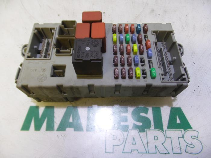 Citroen Jumper Fuse Box : Used citroen jumper u hdi euro fuse box