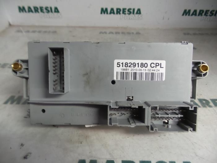 fuse box from a fiat bravo (198a) 1 4 multiair 16v 2011