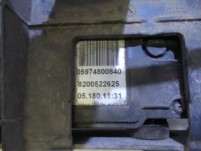 Renault Scenic Handbrake Motor