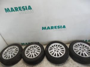 Renault Laguna Sets Of Sports Wheels Stock Proxypartscom