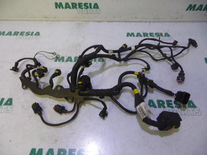 wiring harness from a fiat 500 0 9 twinair 85 2011