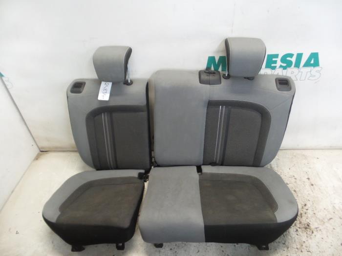 Used Fiat Punto Evo 199 1 3 Jtd Multijet 85 16v Euro 5 Rear Bench