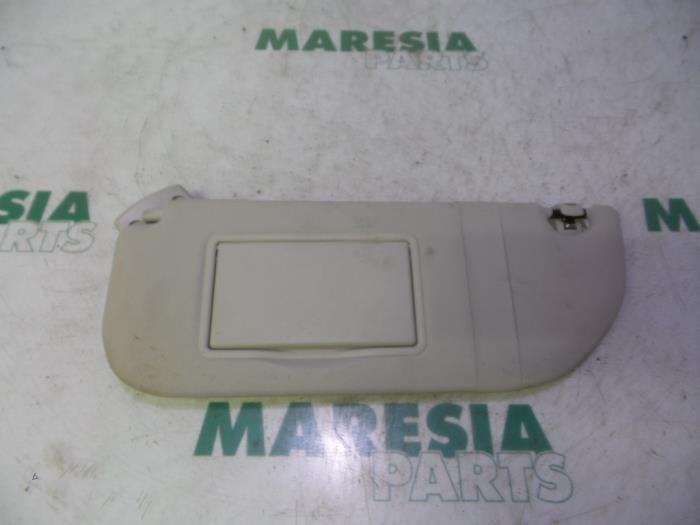 Used Citroen C3 (SC) 1.6 HDi 92 Sun visor - 8163HV - Maresia Parts ... 8f3dfb7859c