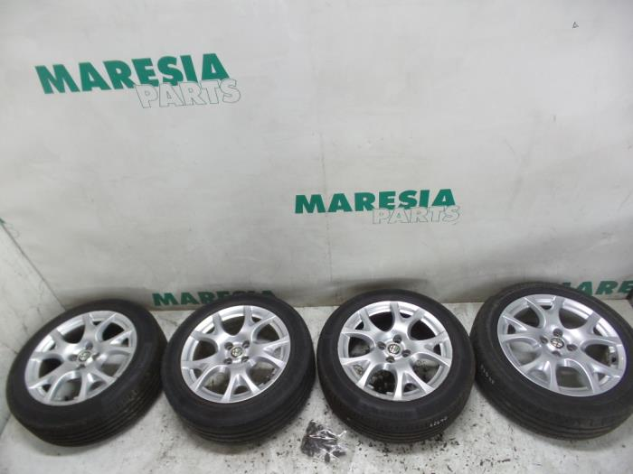 Used Alfa Romeo Mito 955 13 Jtdm 16v Eco Set Of Sports